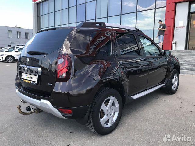 Renault Duster, 2017  купить 5
