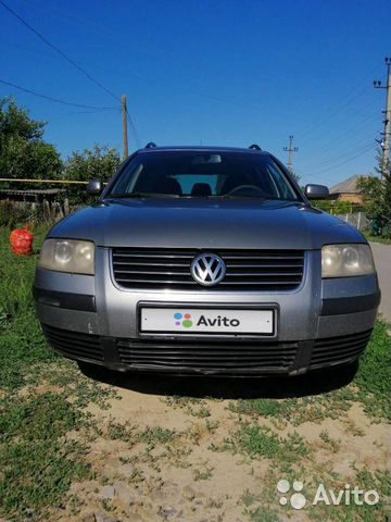 Volkswagen Passat, 2002  89281943661 купить 6