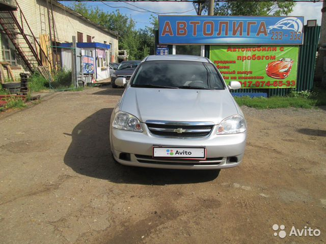 Chevrolet Lacetti, 2006  89276402937 купить 1