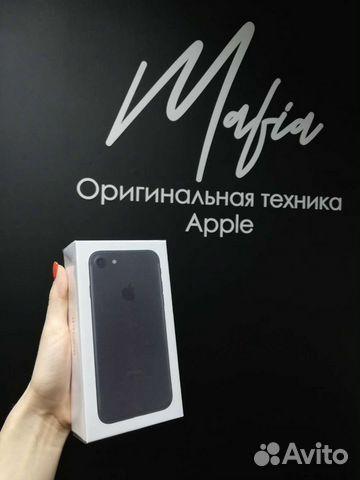 iPhone 7-32 Black Matte