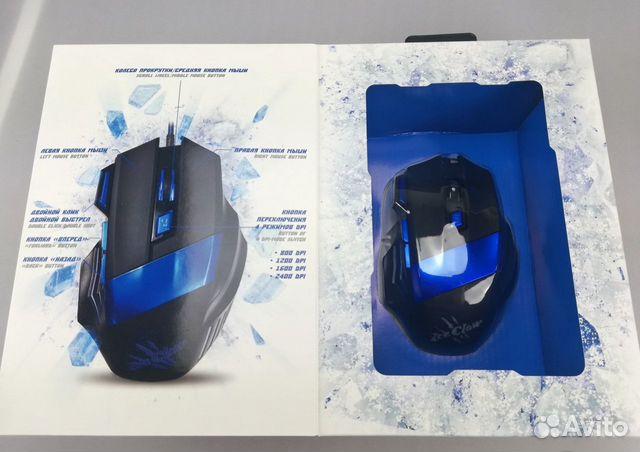 Абсолютно Новая Отличная Игровая USB мышка  89203907389 купить 5