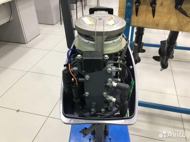 Лодочный мотор Yamaha 8 fmhs Б/У  88006002714 купить 6