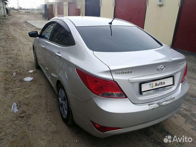 Hyundai Solaris, 2015  89615536309 купить 1