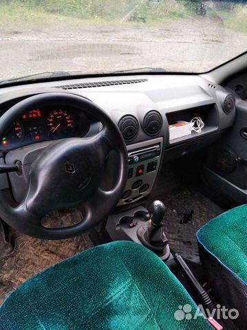 Renault Logan, 2009  89655570646 купить 10
