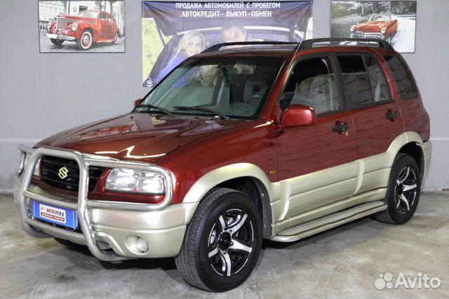 Suzuki Grand Vitara, 2001  89586166269 купить 2