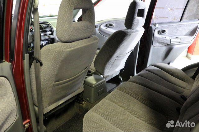 Suzuki Grand Vitara, 2001  89586166269 купить 8