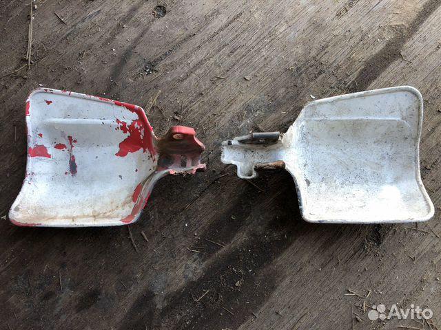 Продается защита рук Honda XR250R 96года  89025704665 купить 1