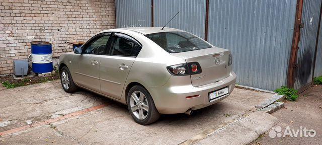 Mazda 3, 2007  89065553993 купить 2