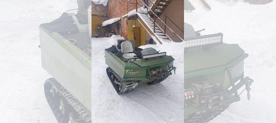 Продам Пелец снегоболотоход