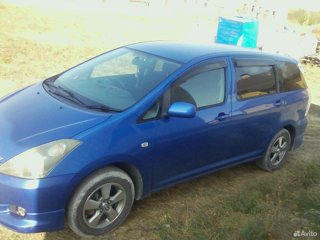 Toyota Wish, 2006  89606363368 купить 3