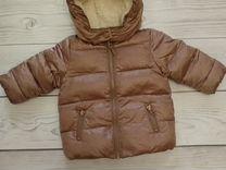 Демисезонная курточка — Детская одежда и обувь в Новосибирске