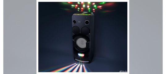 95a2be1c7ccc Музыкальная система Midi Sony MHC-V7D купить в Москве на Avito — Объявления  на сайте Авито