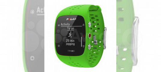 Часы Polar M430, Green