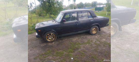 ВАЗ 2107, 2008 купить в Белгородской области | Автомобили | Авито