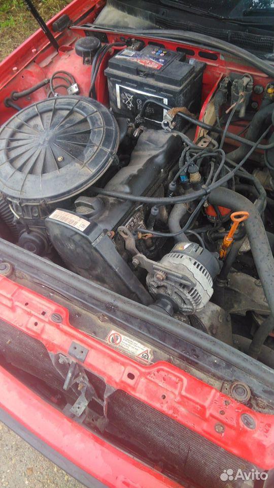 Двигатель ABT Ауди 80 б4 2.0 моно