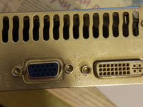 "Видеокарта Gainward GTS 250 512MB hdmi DVI "" Green"