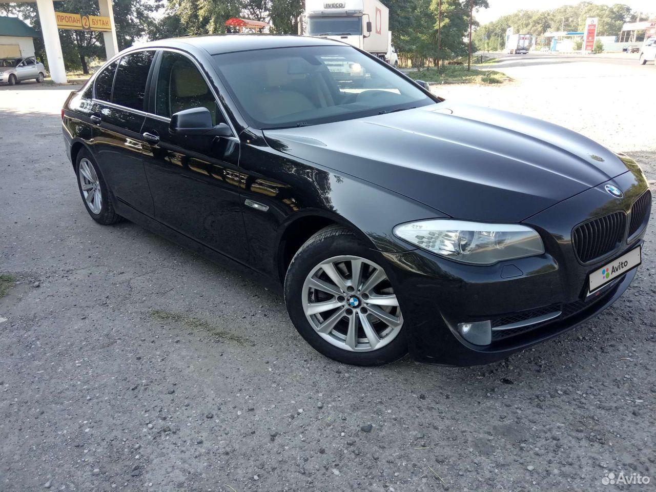 BMW 5 серия, 2013  89898696748 купить 9