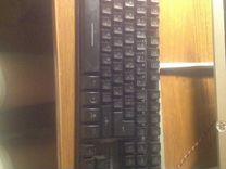 Клавиатура,мышь и коврик