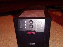 Источник бесперебойного питания APC Smart-UPS 1000