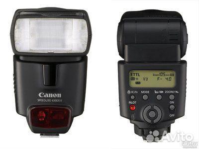 Вспышка canon 430 ex ll  89090689090 купить 2
