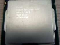 Intel Pentium G630T 2.3ггц 2ядра&video LGA1155