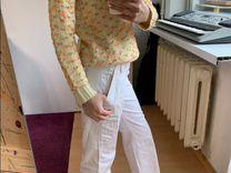 Вязаный свитер, свитшот