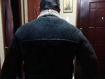 Куртка дубленка мужская — Одежда, обувь, аксессуары в Москве