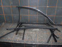 Уплотнитель стёкол дверей (комплект) -Skoda Kodiaq