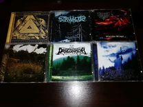Black metal CD