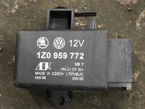 Блок управления сидением VW Passat (B6) 2005-2010