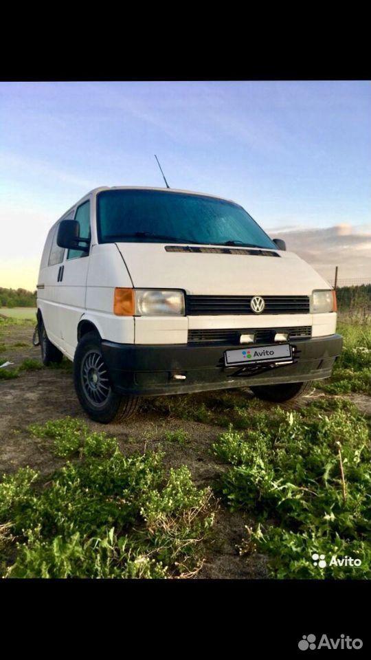 Volkswagen Transporter, 1993  89388086569 купить 1