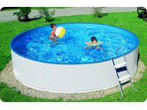 Каркасный бассейн Azuro круглый 3,6х0,9 м, новый