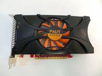 Видеокарта Palit GeForce GTS 450 1гб — Товары для компьютера в Тюмени