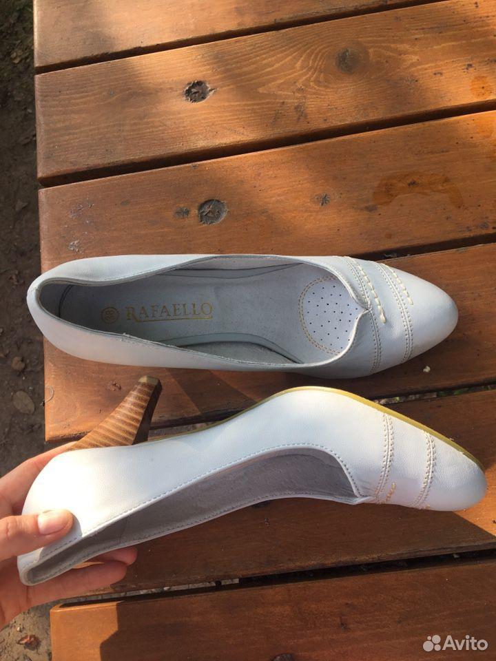 Туфли новые 38 размер  89056080711 купить 5