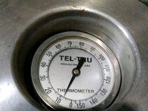 Биметаллический термометр для автоцистерны TEL-TRU