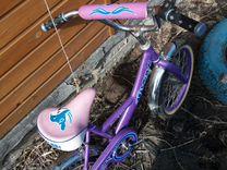 Велосипед на возраст 5-7лет