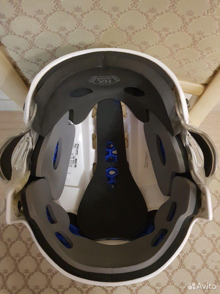 Хоккейный шлем bauer 5100. Размер M  89143382906 купить 5