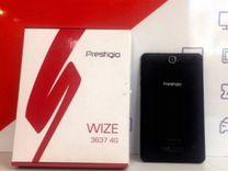 Планшет Prestigio wize PMT3637C 4G, чёрный