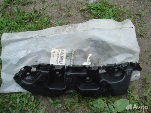 Дастер крепление бампера (нов) правое Duster  89205500007 купить 2