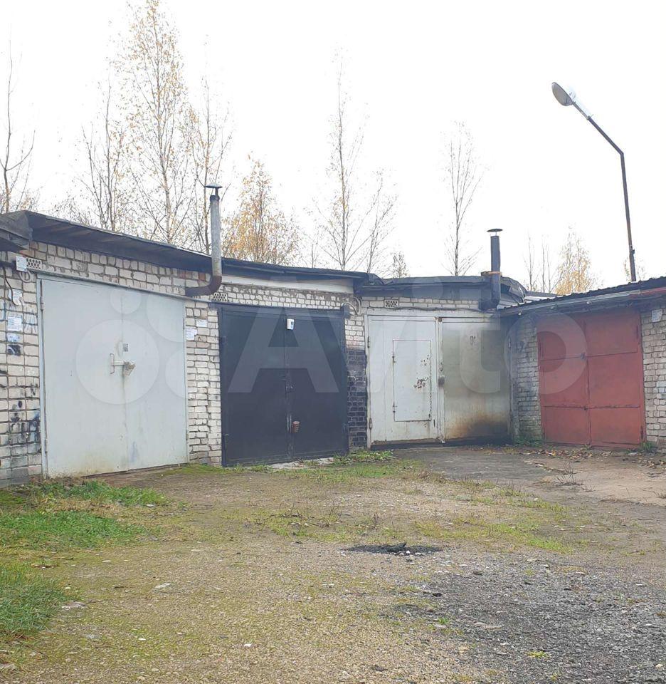 30 м² в Пскове> Гараж, > 30 м²