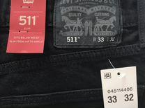 Абсолютно новые джинсы Levi's 511 Slim Fit