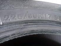 225/60 R17. 1шт. kumho solus kl 21