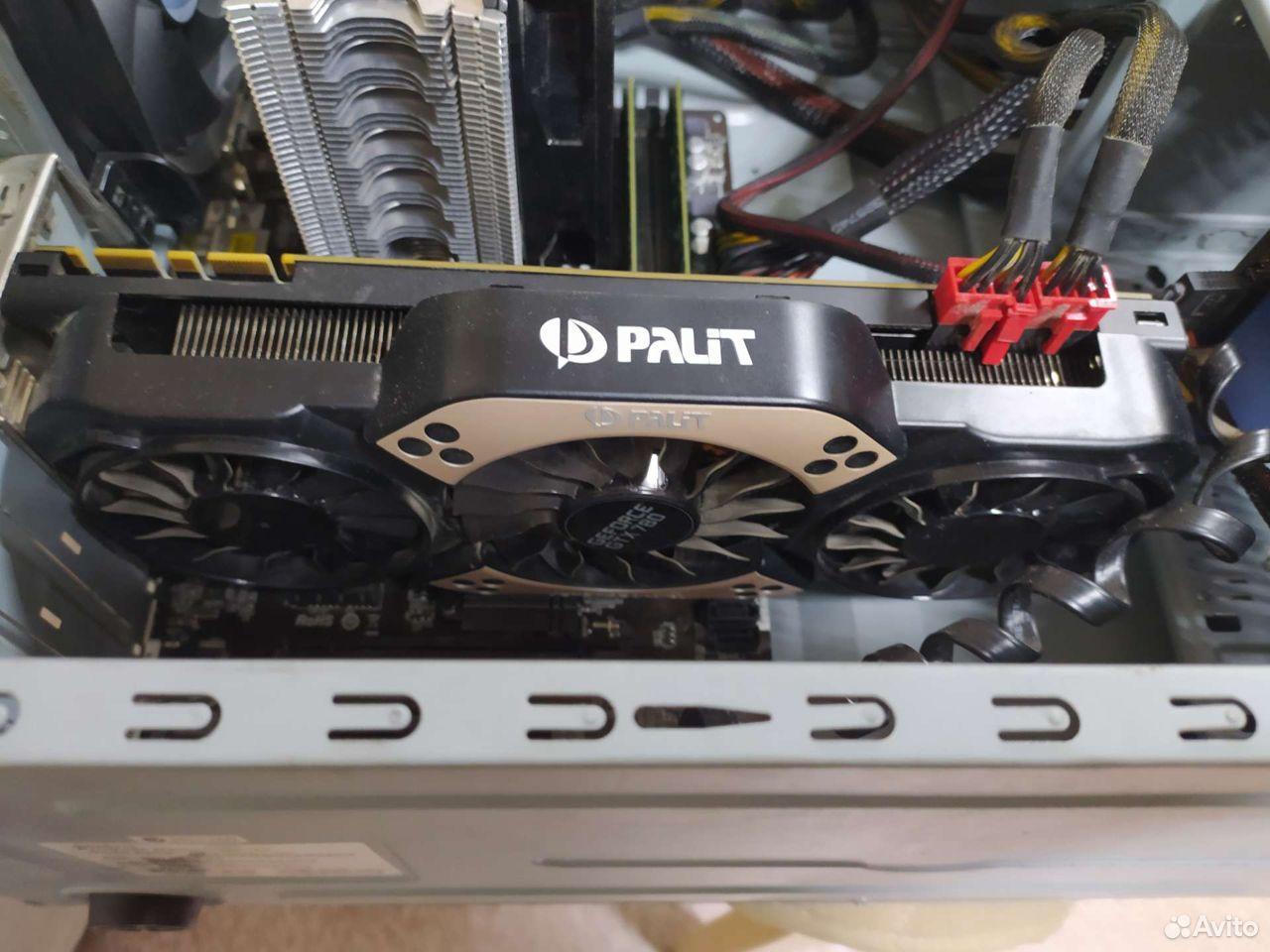 Игровой компьютер на i7  89287033319 купить 3