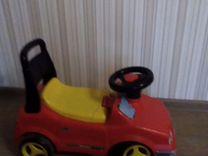 Каталка автомобиль