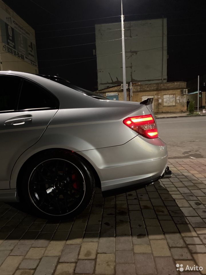 Mercedes-Benz C-класс, 2012  89640204116 купить 8