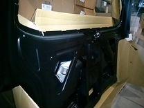 VW T5 задняя дверь Транспортер Т5 дверь