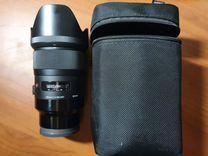 Sigma 35mm 1.4 Art for Sony E