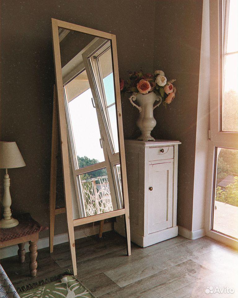 Зеркало напольное ручной работы  89951106491 купить 1