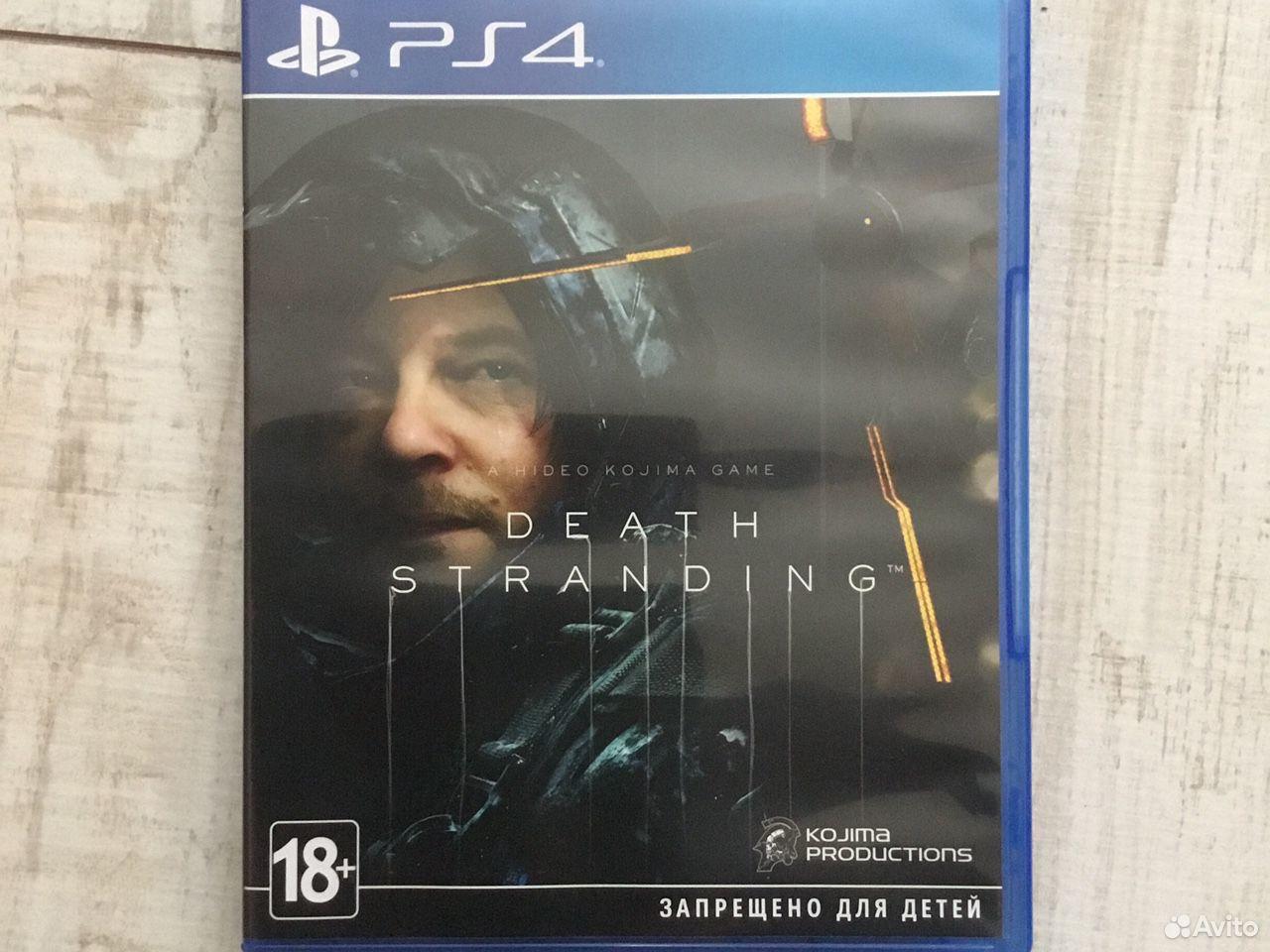 Death Stranding игра для ps4