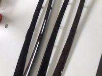 Планки дверные дерево индивидуал BMW e60, e61 M5 e